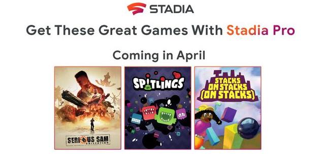 Google Stadia Pro: i Giochi inclusi gratis di Aprile 2020