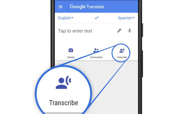 Google Traduttore trascrive conversazioni: come funziona