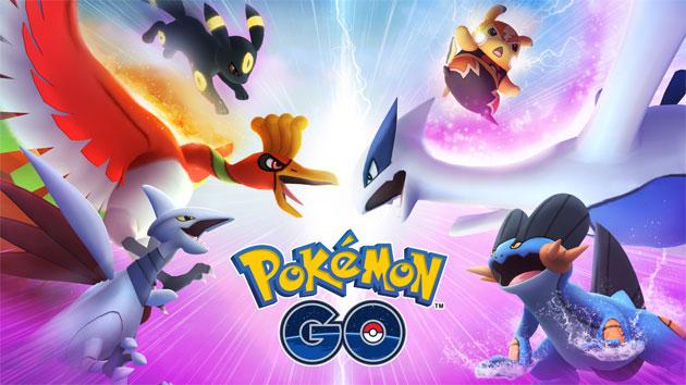 In Pokemon GO arriva la nuova vista 'Oggi'