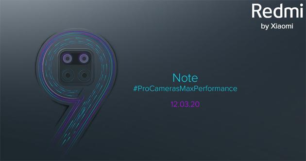 Foto Redmi Note 9, Xiaomi India annulla evento di lancio per il Coronavirus