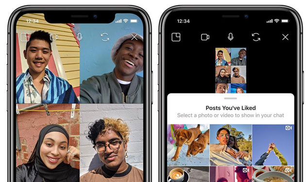 Instagram Co-Watching come funziona