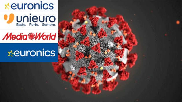 Coronavirus, negozi fisici chiusi ma aperti quelli online di Unieuro, MediaWorld, Trony, Euronics, Apple e altri