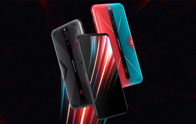 Nubia Red Magic 5G, smartphone da gioco con display 144Hz e Snapdragon 865