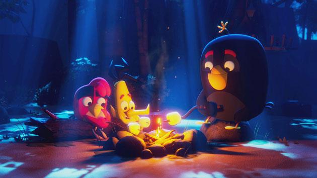 Il franchise Angry Birds ispira una serie animata che vedremo su Netflix