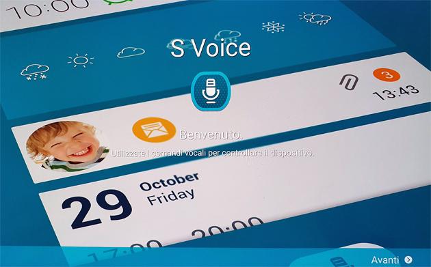 Samsung termina S Voice, servizio di assistenza vocale