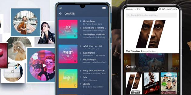 Huawei estende le prove gratuite dei suoi servizi Music e Video
