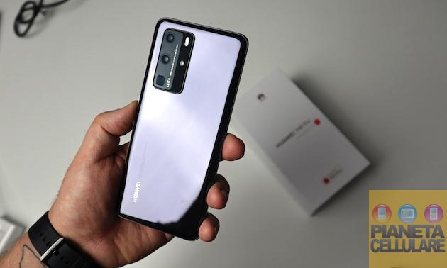 Recensione Huawei P40 Pro 5G, Foto e video al TOP