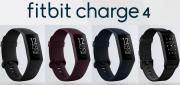 Foto Fitbit Charge 4 ufficiale con GPS integrato, Spotify Connect e Minuti in zona attiva