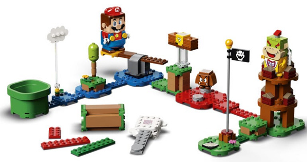 LEGO Super Mario: Starter Pack disponibile in preordine
