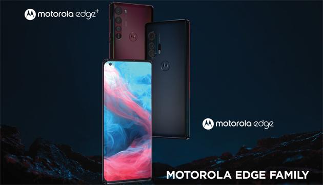 Motorola Edge Plus con camera 108MP, Snap865 e 5G ufficiale. Motorola Edge la versione economica