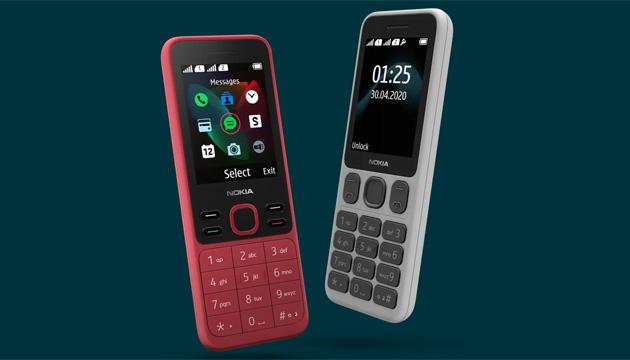 Nokia 125 e Nokia 150, nuovi telefoni semplici annunciati da HMD