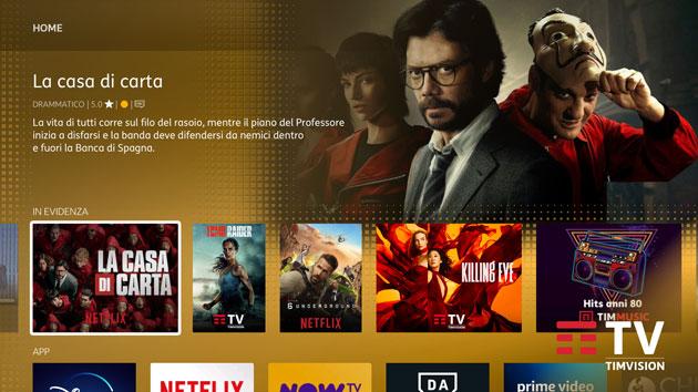 TIM Mondo Netflix: dettagli offerta, quanto costa e come si attiva