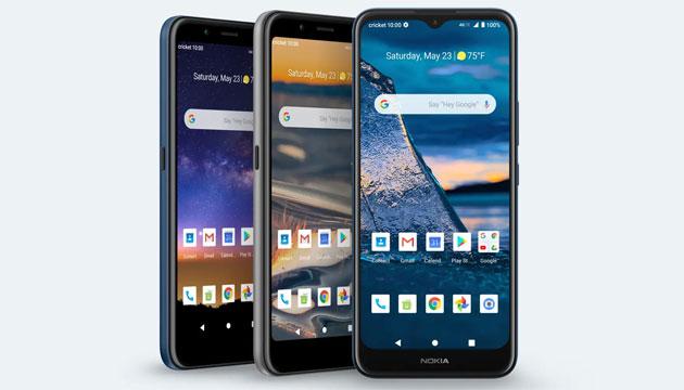 Nokia C5 Endi, C2 Tava e C2 Tennen con Android 10 ufficiali