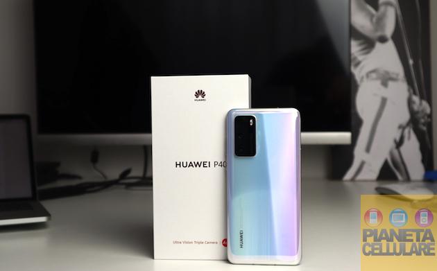 Recensione Huawei P40, compatto e poco meno Pro