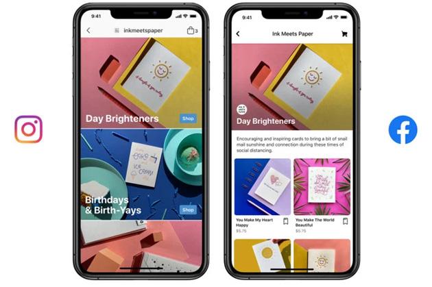 Facebook Shops, aprono i negozi online su Facebook e Instagram