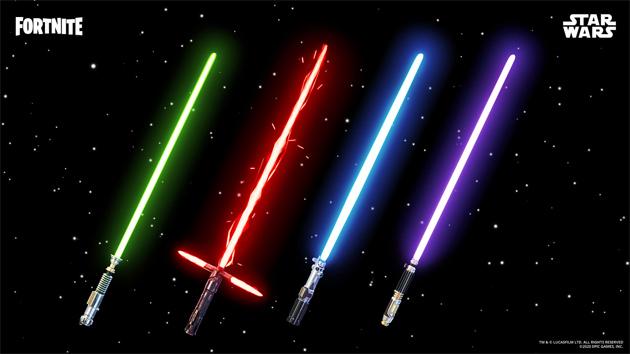 Fortnite rende omaggio allo Star Wars Day 2020