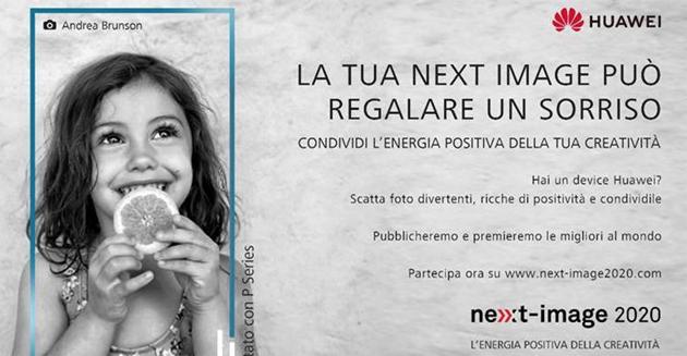 Next-Image 2020, contest mondiale Huawei dove poter vincere condividendo anche una sola fotografia