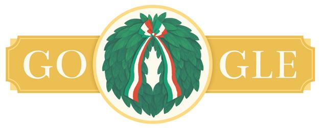Google Doodle per la Festa della Repubblica italiana 2020