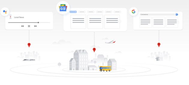 Covid19, Google in Foto disabilita il backup automatico per le cartelle create da alcune app di messaggistica mentre in Ricerca, News e Assistant facilita accesso alle notizie locali