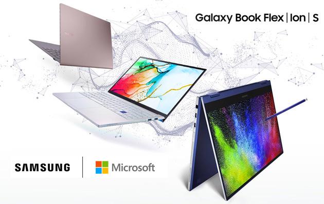 Samsung Galaxy Book S, Book Flex e Book Ion in Italia: Specifiche, Foto, Video e Prezzi