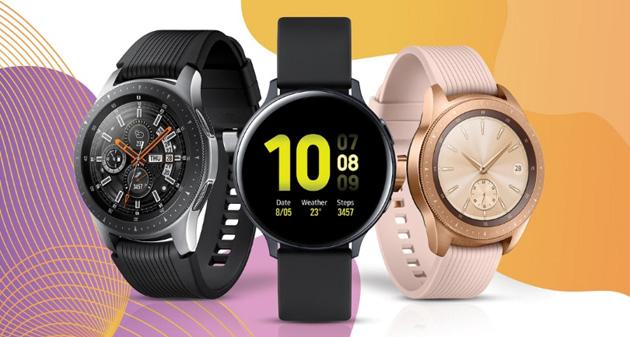 Samsung Members consente di comprare Galaxy Watch, Active o Active2 a 50 euro in meno