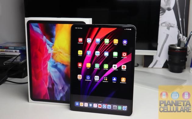 Recensione Apple iPad Pro 11 2020, il Re dei Tablet per lavorare e non