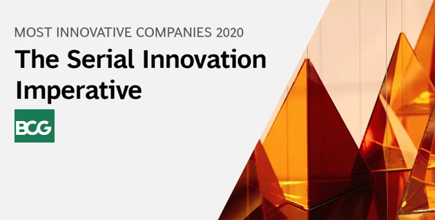 Apple l'azienda piu' innovativa del 2020 per BCG, seguono Alphabet (Google) e Amazon