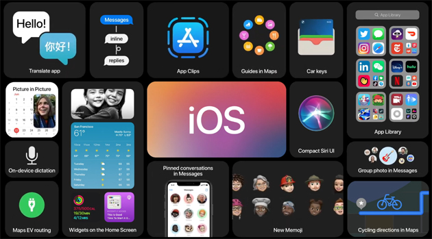 Foto Apple iOS 14.1 disponibile, risolve diversi problemi su iPhone