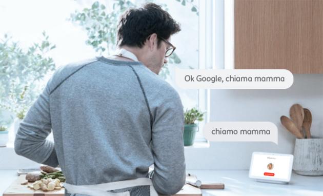 TIM Voce Smart con Google per chiamare tramite smart speaker senza smartphone