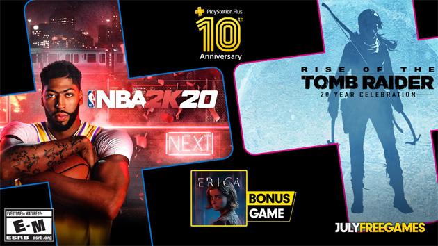 Playstation Plus compie 10 anni e festeggia con tre iniziative speciali
