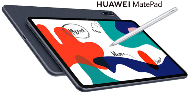 Huawei MatePad in Italia da 329 euro con M-Pencil in regalo ai primi che acquistano il Tablet