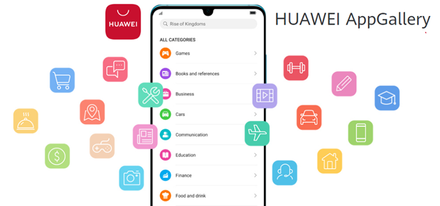 Foto Huawei AppGallery: iLMeteo.it ora disponibile