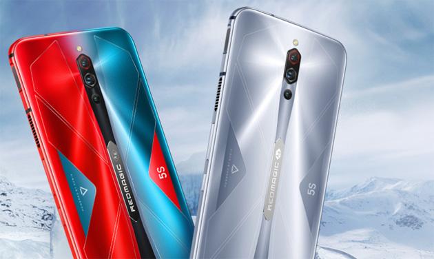 Nubia Red Magic 5S, smartphone da gioco con display 144Hz e Snapdragon 865