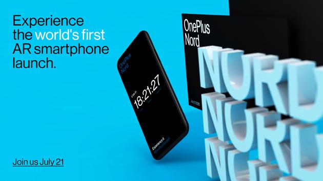 OnePlus Nord: come seguire la presentazione ufficiale, anche in Realta' Aumentata