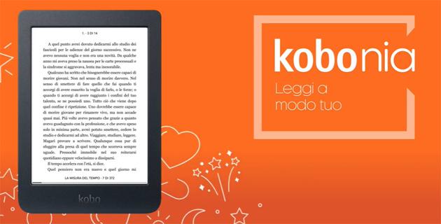 Kobo Nia, l'eReader piu' economico nel catalogo di Rakuten Kobo