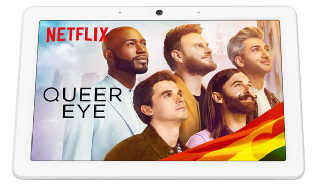 Netflix su Google Nest Hub e Hub Max ora disponibile: come funziona