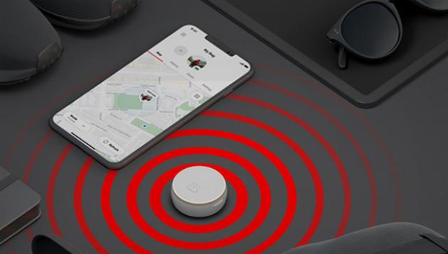 Vodafone Curve, Smart GPS Tracker per seguire oggetti, persone e animali