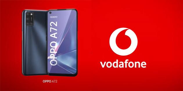 Gli smartphone Oppo entrano nel catalogo di Vodafone