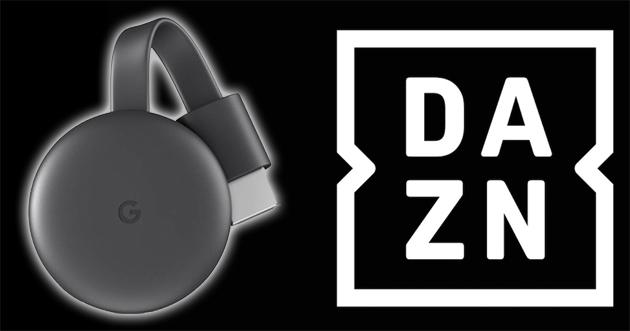 Bundle Google Chromecast e DAZN 12 mesi a prezzo speciale da Unieuro