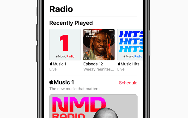 Su Apple Music le nuove stazioni radio 'Hits' e 'Country', mentre 'Beats 1' diventa 'Apple Music 1'