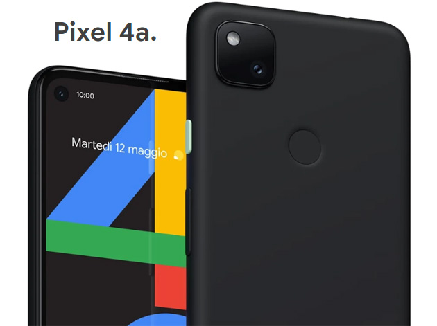 Google Pixel 4a in Italia: Caratteristiche, Foto, Video e Prezzo