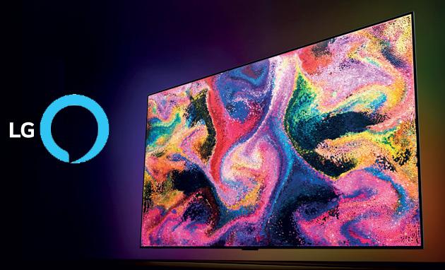 LG aggiorna con il Comando Vocale di Alexa alcuni TV