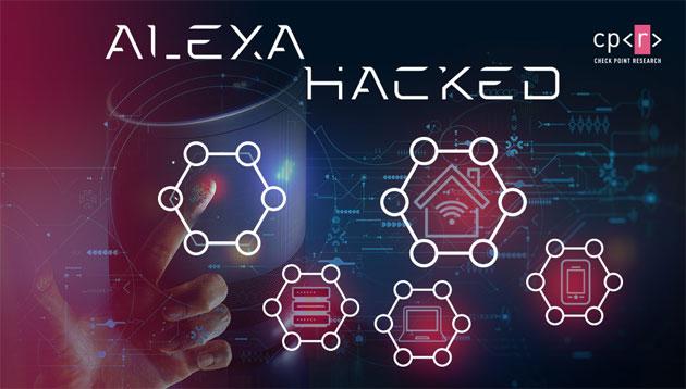 Alexa trovata vulnerabile dai ricercatori di Check Point, a rischio informazioni personali e cronologia delle conversazioni degli utenti