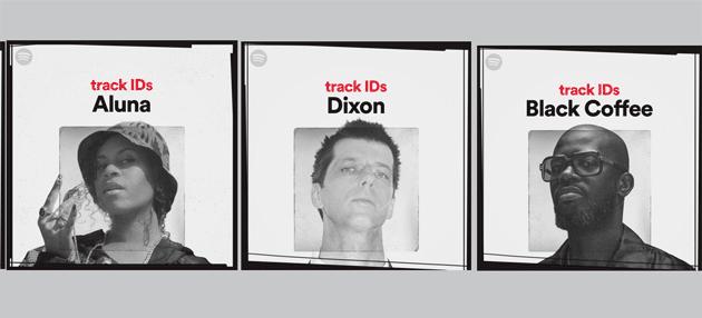 Spotify lancia le playlist  Track IDs curate da DJ di fama mondiale