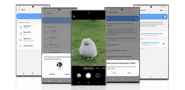 Samsung Galaxy Note20, 5 funzioni utili portate alla luce