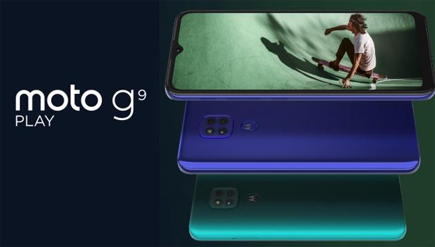 Motorola Moto G9 Play ufficiale con batteria da 5000mAh che dura fino a 2 giorni