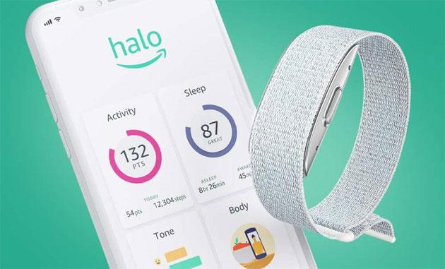 Amazon lancia Halo, ecosistema di servizi e prodotti per aiutare a misurare e migliorare la propria salute