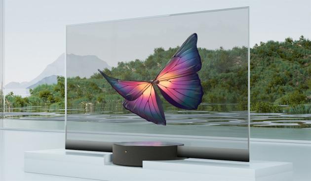 Xiaomi lancia il televisore Mi TV LUX trasparente