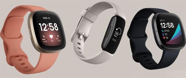 Fitbit Versa 3, Sense con biosensore e Inspire 2 ufficiali: Caratteristiche, Foto, Video e Prezzi