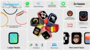 Foto Apple Watch SE ufficiale con l'essenziale di Apple Watch ad un prezzo accessibile